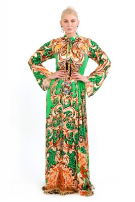 PERCY DP LONG  KAFTAN